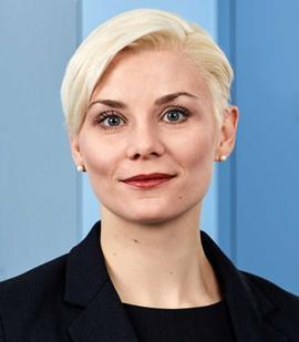 Alexa Frey ist selbständige Rechtsanwältin und Fachanwältin für Medizinrecht